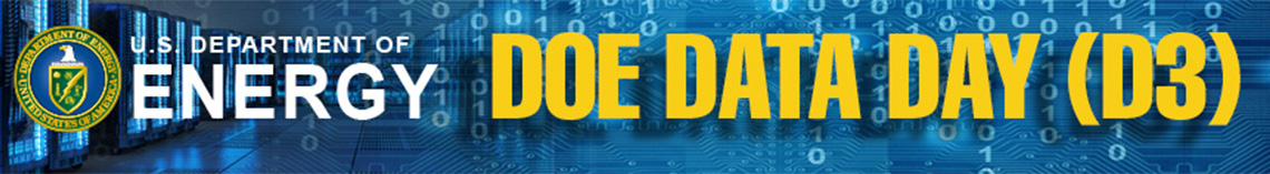 DOE DATA DAYS BANNER