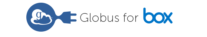 Globus connector for Box