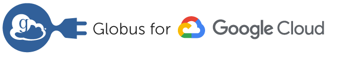 Globus for Google Cloud connector