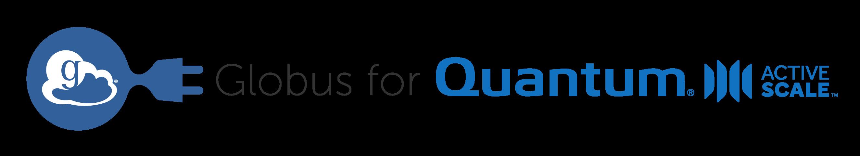 Globus for Quantum