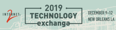 Internet2 Technology Exchange 2019