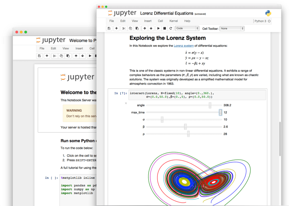 Jupyter Is Open Source And Free To Use And It Works Well With More Than  Programming And Data Science Languages Including Python R Julia And Scala